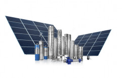 Solar Submersible Pump by Yash Machinery