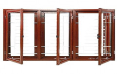 Tata Pravesh Steel Windows by JSR Enterprises