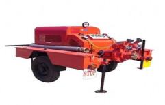 Automatic Trailer Fire Pump, Fuel Capacity: 60 Litre