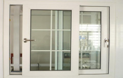 UPVC Sliding Windows by Ghanshyam Parts