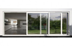 Upvc Sliding Windows by Sageties Fab India Private Limited