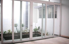 UPVC Windows by Jai Baba Fabrication