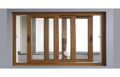 UPVC Windows by Shree Arts & Interiors