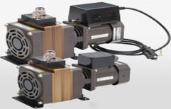 vacuum pumps by AKSIB Engineers