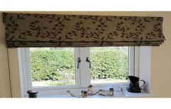 Window Roman Blind by R. S. Interior
