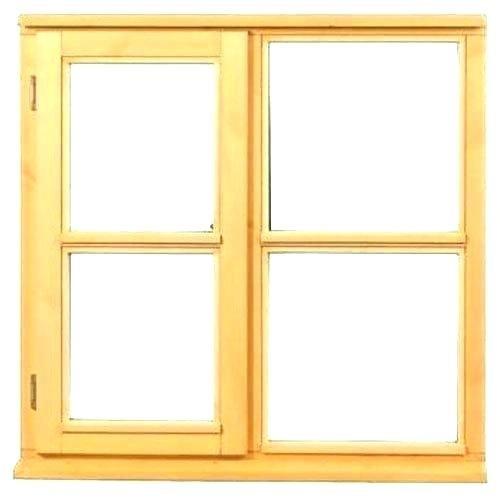 Wood Window    by Elavarasann Plywood & Doors