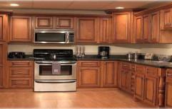 Wooden Modular Kitchen by M/S Preeti Home Appliances