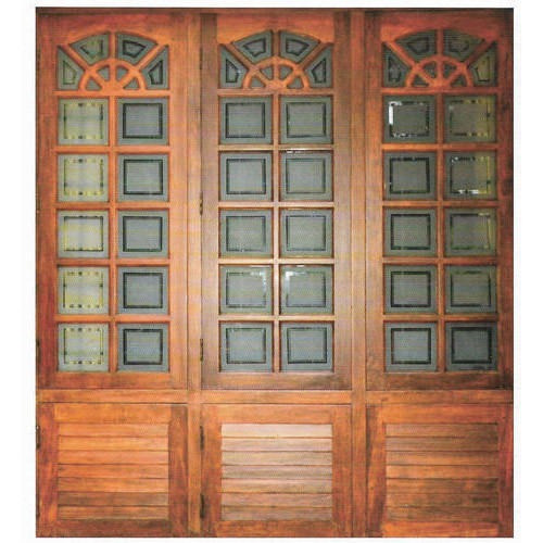 Wooden Windows by City At Ease