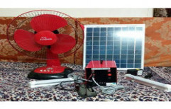 15 W Solar Home Light System by Ganraj Enterprises