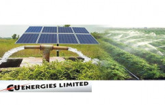 1HP Solar Water Pump by CU Energies Limited