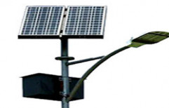 25 Watt Solar LED Street Light System by River Energies Pvt. Ltd.