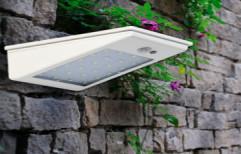 4W Solar Gate Wall Light by Eco World Solar