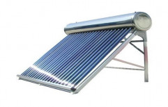500 LPD ETC Solar Water Heater by Energy Saving Consultancy