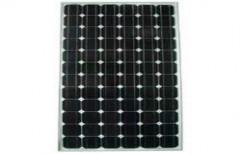 500 Watt Monocrystalline Solar Panel by Bhanu Solar & Infrastructures