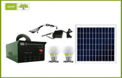 5W Solar Home Lighting System by Green Village Power (Unit Of AGS Tech Exim Private Limited)