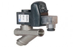 Air Compressor Automatic Drain Valve by Eltech Equipments