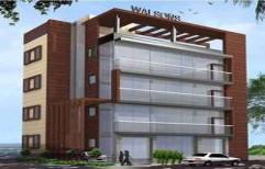 Aluminium composite panels for exterior and interior by Sri Karaa Interiors