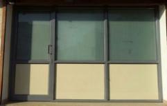 Aluminum Door Partition by Sharma Aluminum & Furniture
