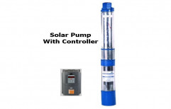B-Power Solar Submersible Pump 1.0HP / 10 Stage with Control by B-Power Industries