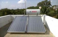 BOSCH Solar Water Heater Pressurised for Hard Water HeatExch by Eco World Solar