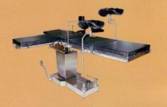 C Arm Table by Shamboo Scientific Glass Works