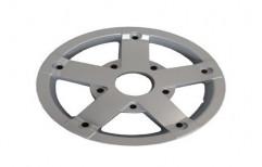 CI Pulley Wheel by Sulohak Cast