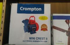 Crompton Self Priming Pump by Famous & Electrical Enterprises