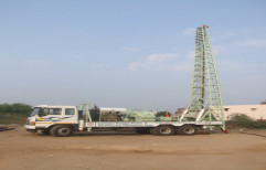 Direct Rotary Drilling Rig by Dhiraj Engineering Works