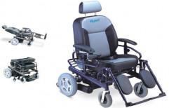 Electric Wheel Chair-RH122LGC by Rizen Healthcare