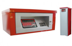 Electronic Fuel Dispenser by SKM Instruments