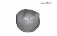 Everlast Ash Grey Bean Bags by Trendz Interiorz