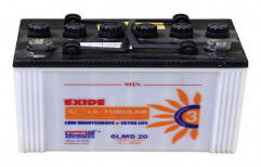 Exide Solar Battery by R V Solar Solutions