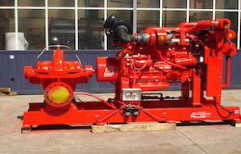Fire Fighting Pumps by RP Engineers