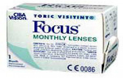 Focus Torics Contact Lenses by The Punjab Spectacles Company