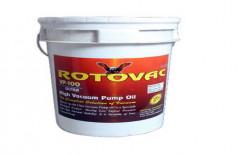 High Vacuum Pump Oil by Rotovac Engineering