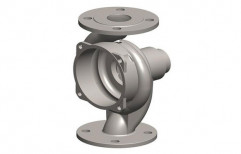 Industrial Pump Investment Casting by Sulohak Cast