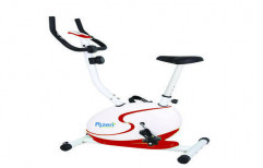 Magnetic Bike Red by Rizen Healthcare