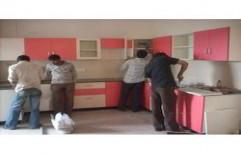 Modular Kitchen Installation Service by R K Interior