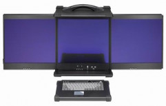 Multi Screen Industrial Laptop by Adaptek Automation Technology