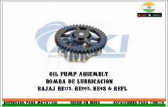 Oil Pump Assembly Torito Bajaj by AKI Torito Repuestos