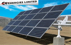 On Grid Solar Power Plant by CU Energies Limited
