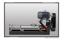 Progressive Cavity Screw Pump, Max Flow Rate: 300 m3/hr