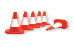 Road Safety Cone by Samtel Technologies