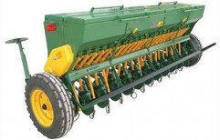 Seed Drills by Ramsantech Precision Laser