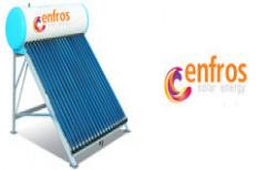 Solar Energy Evacualed Tube Collector - 100 LPD by Enfros Solar Energy