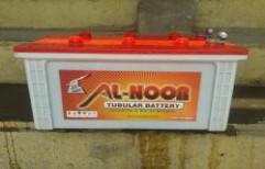 Solar Tubular Battery 180 Ah by Al Noor Electronics