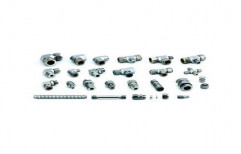 Stainless Steel Hydraulic Fittings by X- Team Equipments Private Limited