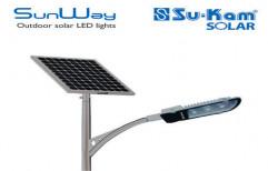 Sukam Sunway Solar Street Light by Samridhi Enterprises