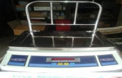 Tabal Top Jumbo Scale by Al Noor Electronics