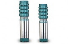 Single-stage Pump V6 Q Type Submersible Pump by Saffron Pumps